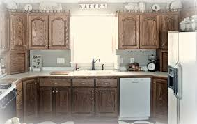 simple baskets on top of kitchen cabinets beautiful home design