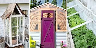 Backyard Greenhouse Ideas 18 Diy Backyard Greenhouses How To Make A Greenhouse