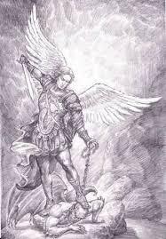 the 25 best archangel michael tattoo ideas on pinterest
