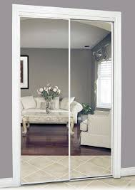 Mirror Sliding Closet Doors Sliding Mirror Panels Space Age Shelving Design Closet