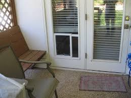 sliding glass dog door insert fleshroxon decoration