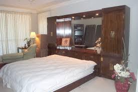 Solid Wood Armoire Wardrobe Bedroom U Ceiling Light Sheer Vertical Folding Curtain Wardrobe