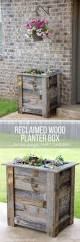 30 creative diy wood and pallet planter boxes to style up your