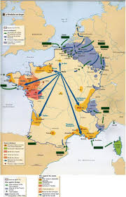 World Map France by French Revolution Map Secondary Social Studies Pinterest