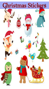 christmas stickers christmas stickers android apps on play