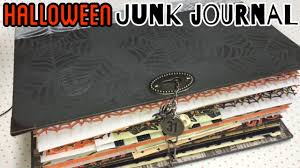 halloween photo book halloween junk journal custom handmade memory book i u0027m a cool