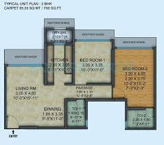 700 sq ft 2 bhk 700 sq ft apartment for sale in mayfair housing hillcrest