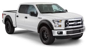 Ford F 150 Truck Bed Dimensions - ford pocket style fender flare set of 4 oe matte black 20935