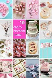 Cherry Blossom Decoration Ideas Roundup 15 Cherry Blossoms Food Ideas Food Craft Ideas