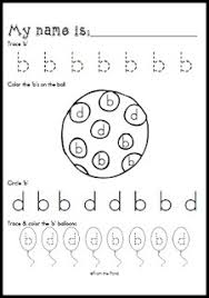 B And D Worksheets 23 Best B D Confusion Images On Teaching Ideas B And