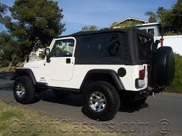 2006 jeep rubicon unlimited 2006 used jeep wrangler unlimited at cardiff classics serving