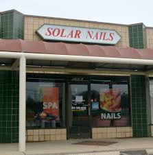 solar nails nail salons 9107 s tryon st steele creek