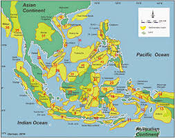 Map Of Se Asia by Seismic Atlas Of Se Asian Basins