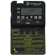 Intermatic 24 Hr Outdoor Timer by Et8215c Intermatic
