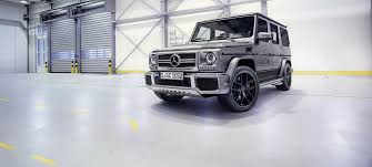 mercedes g wagon 2015 2016 mercedes benz g class gets new engines suspension and