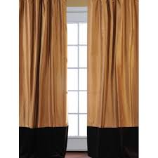 Silk Velvet Curtains 59 Best Drapes Banded Images On Pinterest Curtains Window