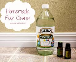 Vinegar Solution For Cleaning Laminate Floors Homemade Floor Cleaner Homemade For Elle