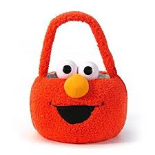 plush easter basket elmo plush easter basket bag toys