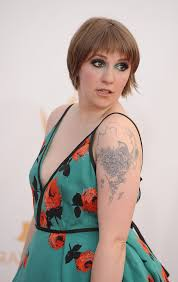 lena dunham arm tattoo top tattoos celebrities with tattoos top