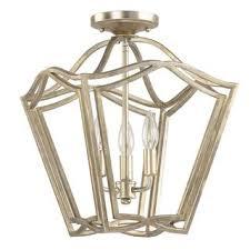 semi flush mount foyer light capital lighting transitional 3 light winter gold foyer flush mount