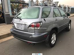 lexus suv 2001 sold asia 71 lexus rx300 2001 1 in phnom penh on khmer24 com