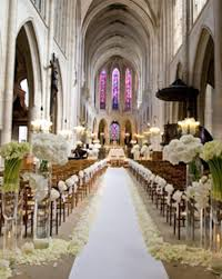 church decorations for wedding wedding decorations for the church ceremony 7217