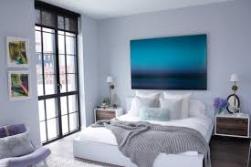 Light Gray Walls by Blue Grey Wall Paint