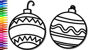 ornament coloring pages drawing pages and learn colors