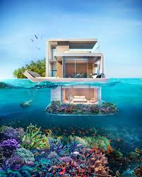 3 story homes 3 story floating homes in dubai offer the aquatic for