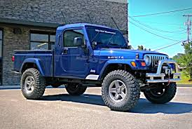 jeep brute single cab blue jay brute aev brute conversion kit walkaround youtube