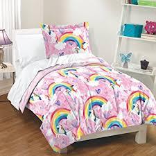 Unicorn Bed Set Factory Unicorn Rainbow Comforter Set