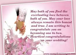 wedding congratulations message congratulations wedding messages wedding congratulations