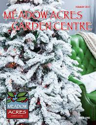 family tree garden center meadow acres garden centre holiday 2017 by country road graphics