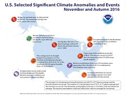 Weather Florida Map by National Climate Report November 2016 State Of The Climate