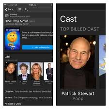 Patrick Stewart Memes - patrick stewart is poop the emoji movie know your meme
