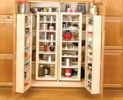 adjustable book shelves kitchen pantry cabinet with pull out