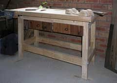Free Simple Wood Workbench Plans by 46 Best Workbench Plans Images On Pinterest Workbench Plans