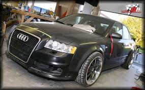 Audi A4 B6 Custom Interior Lltek Documents Body Kit Styling Conversion For The Audi A4 B6