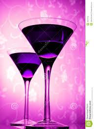 martini purple violet martini glass stock photo image of black shake 18076722