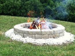 homemade fire pit home pinterest backyard house projects