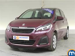 nearly new peugeot used peugeot 108 for sale second hand u0026 nearly new cars
