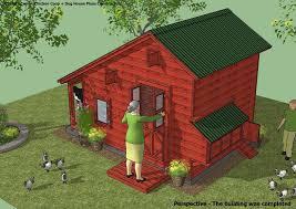 home garden plans dog houses