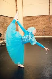 projects 1st muslim hijabi ballerina in the world launchgood