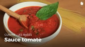 comment cuisiner les tomates s h s sauce tomate cuisine
