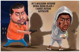 Trayvon Martin Memes - george zimmerman snl video with piers morgan on latest arrest in