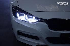 eye bmw headlights bmw f30 eye headlight upgrade hoskins auto
