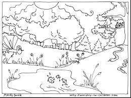 superb day creation coloring pages with days of creation coloring