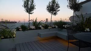 small roof terrace ideas pleasant home design