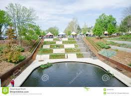 Oklahoma City Botanical Garden Oklahoma City Arts Festival At The Myriad Botanical Gardens