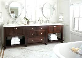 vanity bathroom sinkwhite trough sink with beautiful mirror and